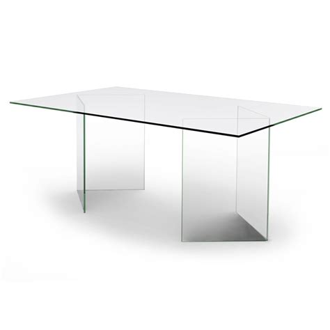 bureau table en verre table bureau verre