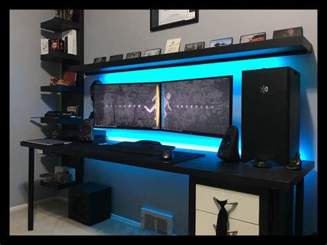 bureau pour pc bureau pour pc gamer 26644 bureau idées