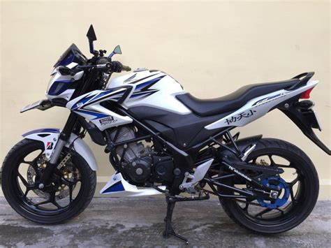New Cb150r Modif by Honda Cb150r Thn 2013 Modif M O T O R B I K E S Motor