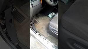 05-09 Honda Odyssey Fuel Pump Relay Location