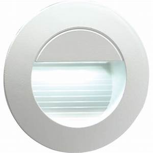 Ml Accessories Ip54 Recessed Round Wall Light  Led Wall