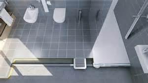 Dusche Mit Pumpe : bodenablaufpumpe f r barrierefreie duschen im bestand bad und sanit r news produkte archiv ~ Markanthonyermac.com Haus und Dekorationen