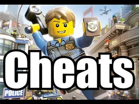 lego city undercover cheats cheat codes wii  hack