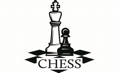Chess Clipart Pieces Board Chessboard Setup Transparent