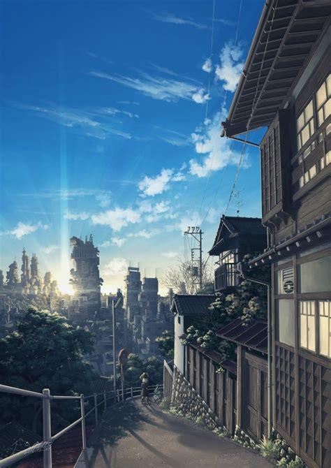 Anime Scenery Wallpaper - best 25 anime scenery ideas on anime scenery