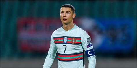 Ronaldo sets another enviable record after scoring his ...