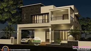 Kerala Home Design And Floor Plans Gorgeous Modern 15sq Ft