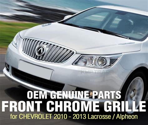 Buick Oem Parts by Oem Genuine Parts Front Grille For Chevrolet Buick 2010