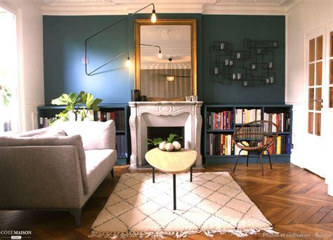 salon design elegant  chic ideal pour  couple deco