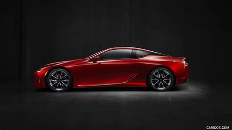 Lc Hd Picture by 2017 Lexus Lc 500 Coupe Side Hd Wallpaper 24