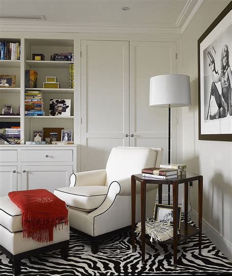 Corner Interior Design - how to create a captivating and cozy reading nook
