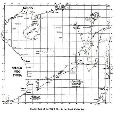 uss indianapolis sinking map the history of the uss cabot cvl 28