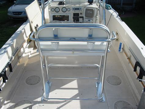 Boat Leaning Post by Center Console Leaning Post Suggestions The Hull