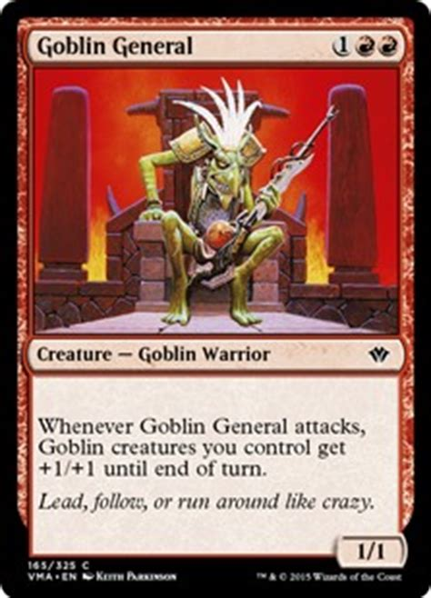 goblin charbelcher vintage deck pauper magic the gathering