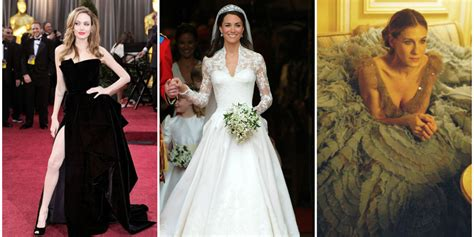 100 Most Iconic Celebrity Dresses Of All Time