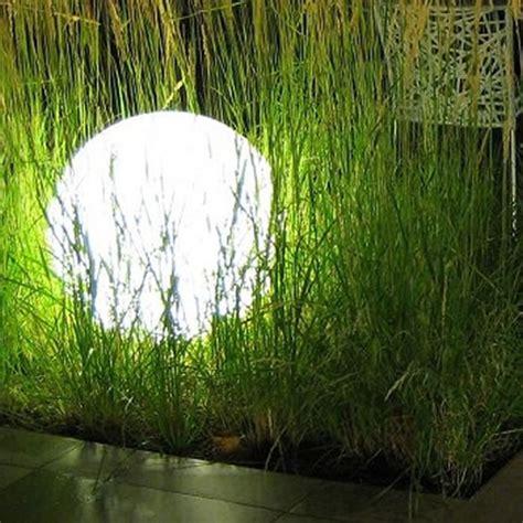 sphere lumineuse led patio 216 50 cm boules lumineuses sans fil