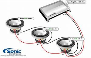 Subwoofer Wiring Diagram