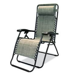 caravan canopy sports infinity grey zero gravity chair