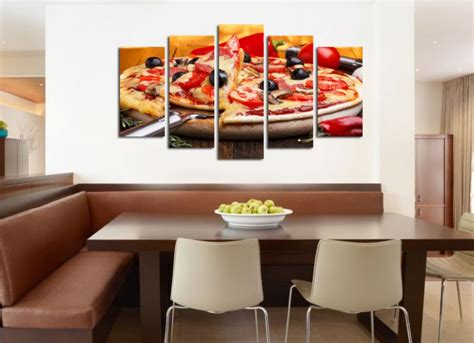 interior home decorations decorations for restaurants wall decoration set of 5