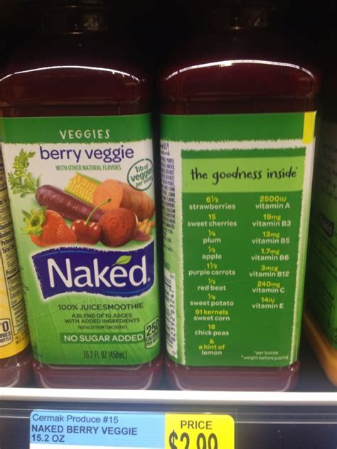 Naked Juice: Berry Veggie   Juicing   Pinterest   Juice