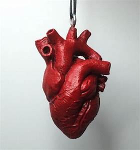 Anatomical Heart Ornament · L'esquelet · Online Store
