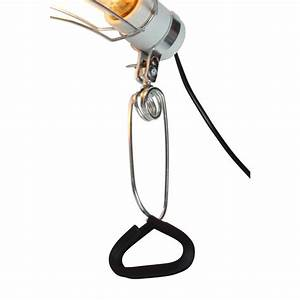Lampe Pince Lit : lampe pince cage en m tal demeure et jardin ~ Teatrodelosmanantiales.com Idées de Décoration