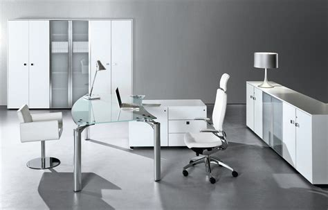 White Office Furniture by Modern White Furniture Office Furniture Executive Office