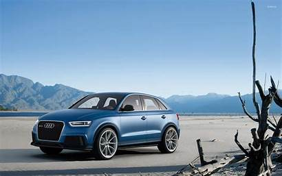 Audi Q3 Rs Concept Beijing Zylinder Turbo