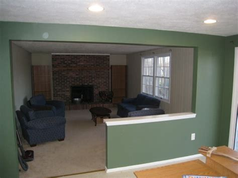 How To Remove Stud Walls To Create An Open Floor Plan