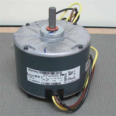 carrier condenser fan motor carrier condenser fan motor hc39ge237 hc39ge237 220