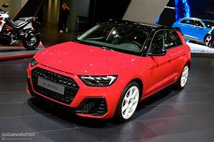 Choosing A Major 2019 Audi A1 Starts Production In Spain Autoevolution