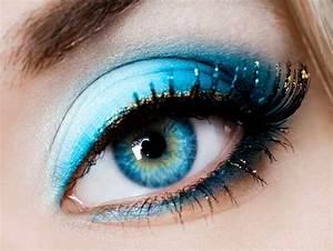 Best Eyeliner Color for Blue Eyes ⋆ Instyle Fashion One