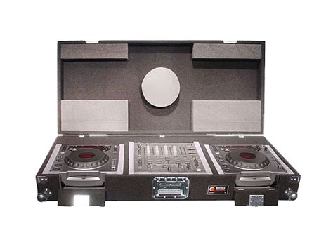 Pioneer Dj Console Price by Odyssey Cpi6800 Professional Carpeted Dj Console For