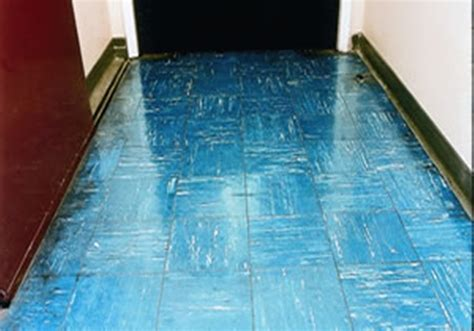 asbestos floor tile adhesive removal the dangers of