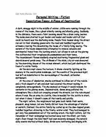 Seamus Heaney Essays Examples Of How To Start A Descriptive Essay Essay Domestic Violence also School Uniforms Debate Essay Starting A Descriptive Essay Human Trafficking Essays How To Start A  Ilets Essay