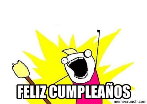 Feliz Cumpleaños Memes - feliz cumplea 241 os