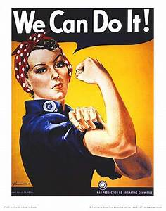 Rosie the Riveter movie posters at movie poster warehouse ...