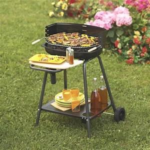 Barbecue Cuve En Fonte : barbecue charbon de bois borneo achat vente barbecue barbecue charbon borneo cdiscount ~ Nature-et-papiers.com Idées de Décoration