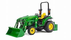 John Deere 2032r 2r Series Compact Utility Tractors