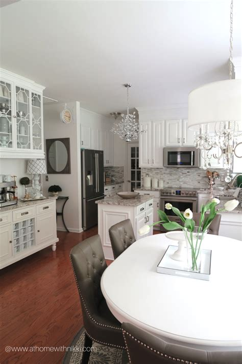 Cleaning Tips To Make Your Kitchen Sparkle  At Home With