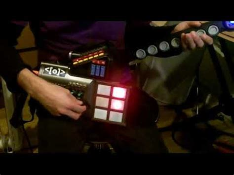 Circuit Bent Heavy Bass Toy Guitar Psychiceyeclix Youtube