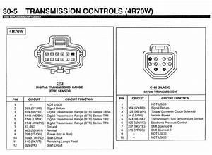 4r70w Shifting  Wiring Help