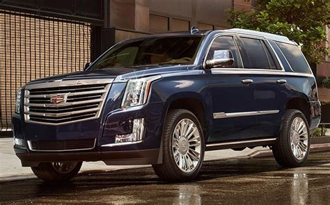 2019 Cadillac Escalade News, Changes, Specs 20182019