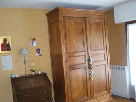 Armoire Ancienne Sapin Occasion Clasf