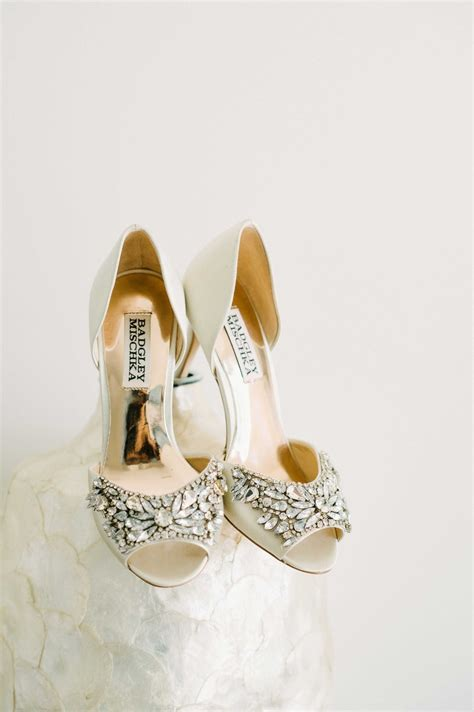 colored wedding shoes shoes bags photos bejeweled chagne colored bridal