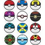Pokeball Icons Pokeballs Pokemon Icon Deviantart Vector