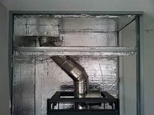 coffrer une cheminee pour installer un poele a bois 7 With caisson de decompression pour insert