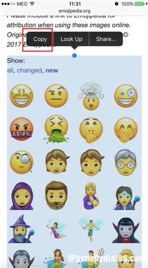 emojis copy and paste how to use new ios 11 emojis pre approved now in ios 10