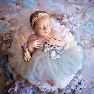 Enchanting Disney Princess Photo Shoot by Belly Beautiful Portraits