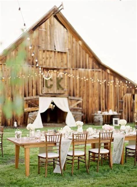 rustic wedding details  heart